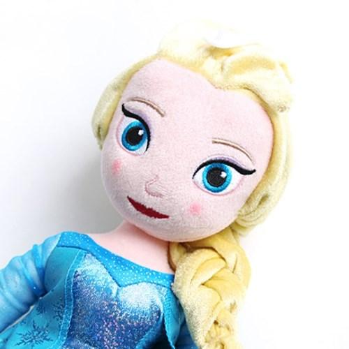 겨울왕국 엘사(Elsa) 봉제인형 Ver.2-43cm