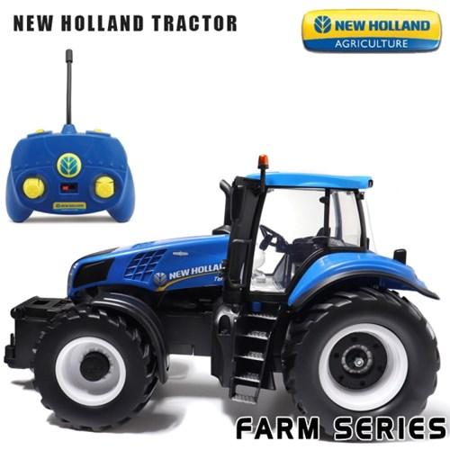1:16 뉴홀랜드 트랙터 RC/TRACTOR/알씨/농장시리즈