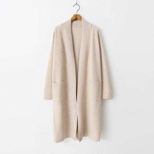 Wool N Cashmere Long Cardigan