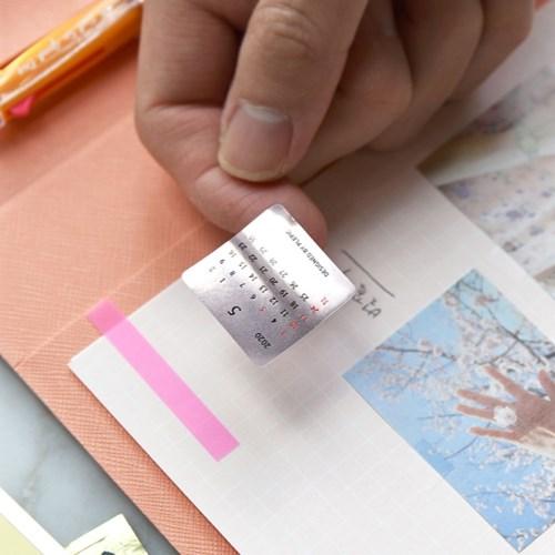 Classy Deco Sticker-2020 calendar