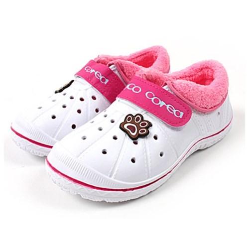 코코 겨울 반도 만능화 핑크