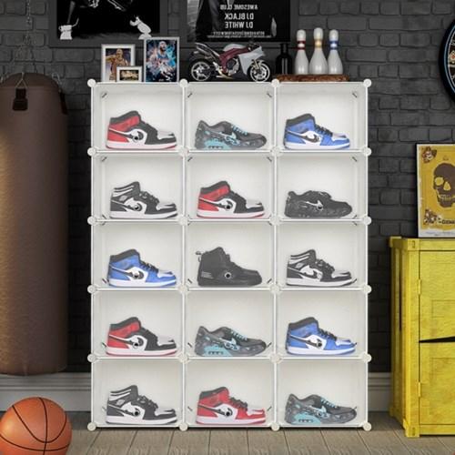 드레스룸에 어울리는 슈즈 DIY 신발장