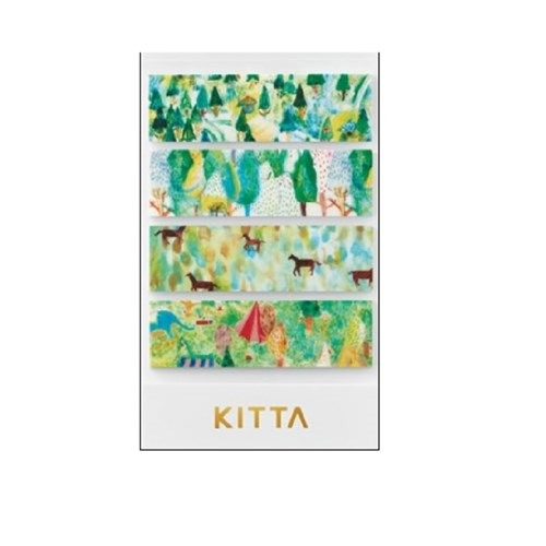 [KITTA] 포켓형 마스킹 테이프_KIT054 초원