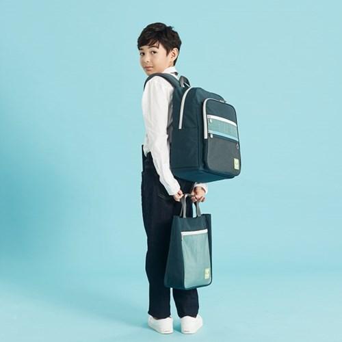 [고학년 책가방]호핑백 댄디라이트_어반네이비