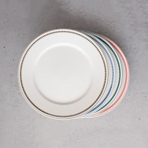 meresine 마인드터치 원형접시 (중) - 4color