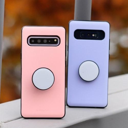 아이폰8 imanTok 스마트 그립톡 카드 범퍼 케이스_(2418437)