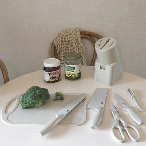 (도마증정) 슈나츠 세라믹 칼 5종세트