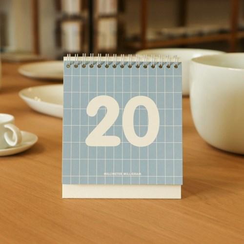 2020 TABLE CALENDAR