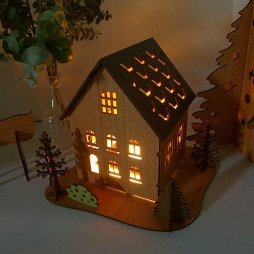 [나룸] TWD-007 LED 하우스 무드등_(1061010)
