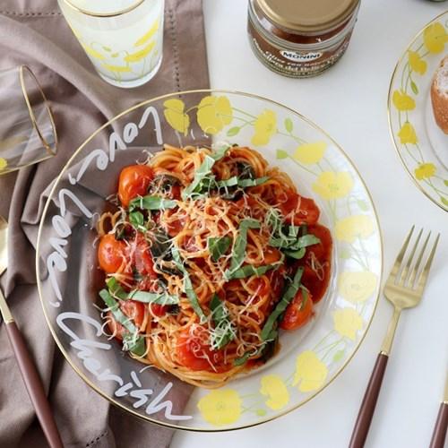 [에이프릴인메이] Love, Love, Cherish - Pasta Plate