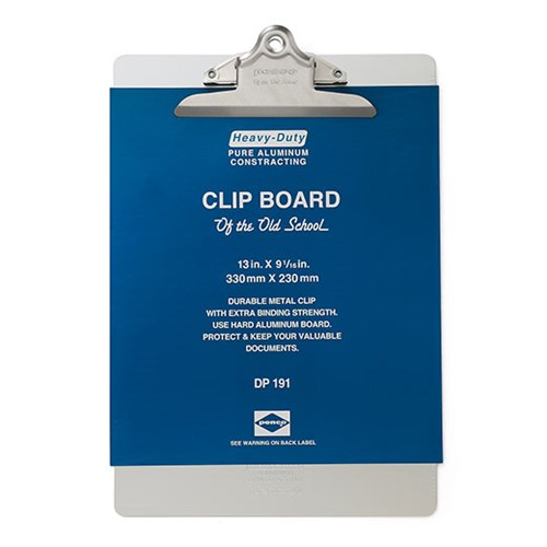 PENCO Aluminum Clip Board O / S_A4