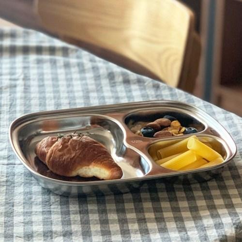 소소모소 소소 스텐 다이어트 식판