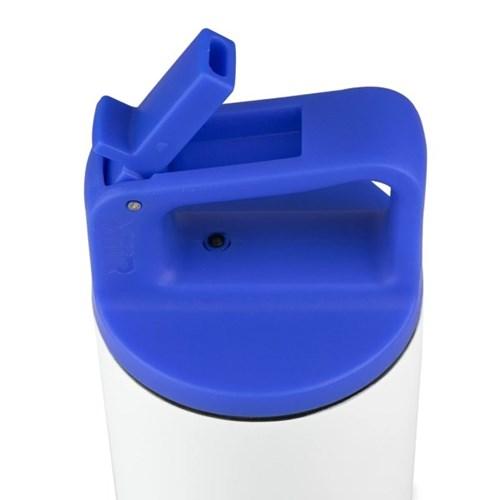미르 와이드마우스 키즈 보틀 12oz - 블루_(1455569)