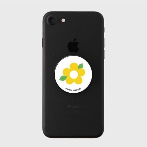 Basic Flower - White(스마트톡)