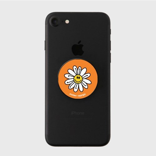 Big flower - Orange(스마트톡)