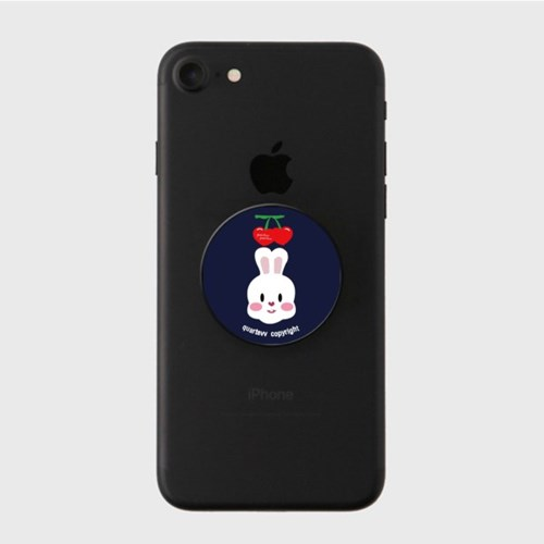 Cherry rabbit - Navy(스마트톡)