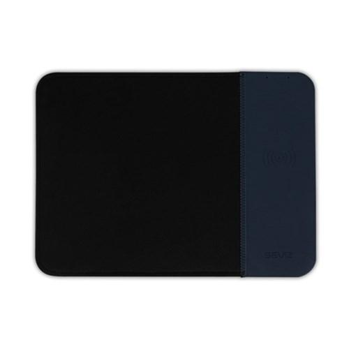 세비즈 책상용 사무실용 스마트폰 무선충전 마우스패드 CM20