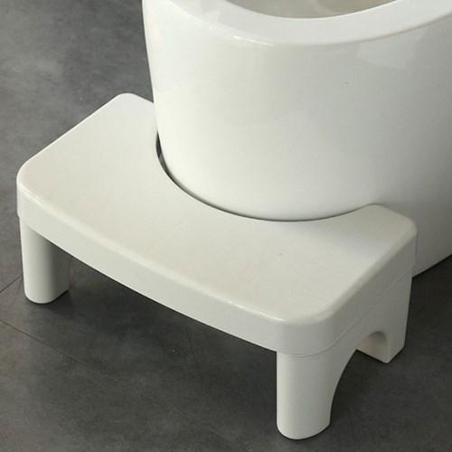 화장실 변기 발받침대