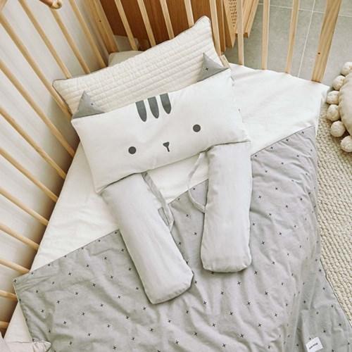 마미품 유아 베개 - 샌디