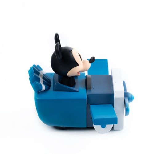 [비스트킹덤] 미키마우스 플레인크레이지 풀백 미니카 90주년 컬러