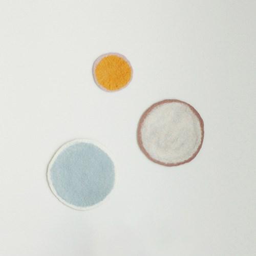 플레이스매트 4 color S,M,L