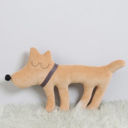[데코봉봉]폭신폭신 강아지 쿠션