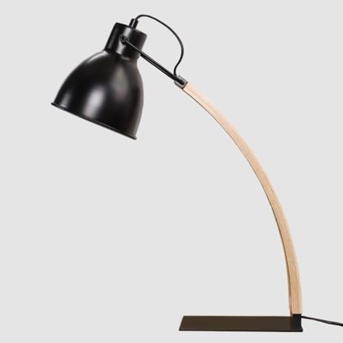 다우니 1등 블랙 단스탠드 조명 LED_(1788775)