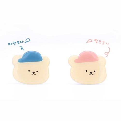 [밤토리상점]파란모자 밤톨톡