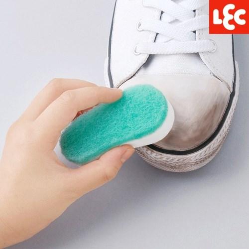 [LEC] 물세척 운동화 세탁솔 스펀지크리너 [S-531]