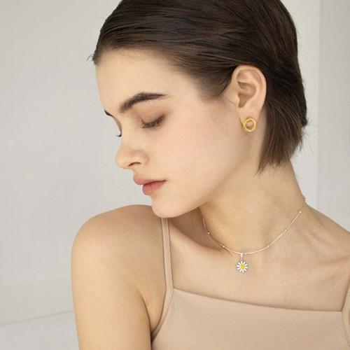 little ring ring earring