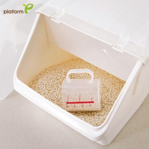 미라클 쌀통 8KG+계량컵세트 쌀보관함