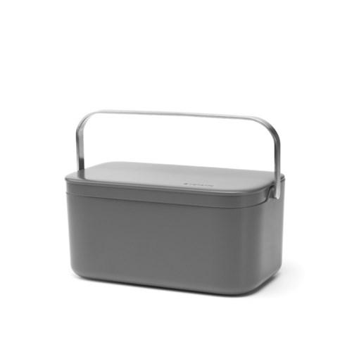 [브라반티아] 음식물쓰레기통 - 다크 그레이
