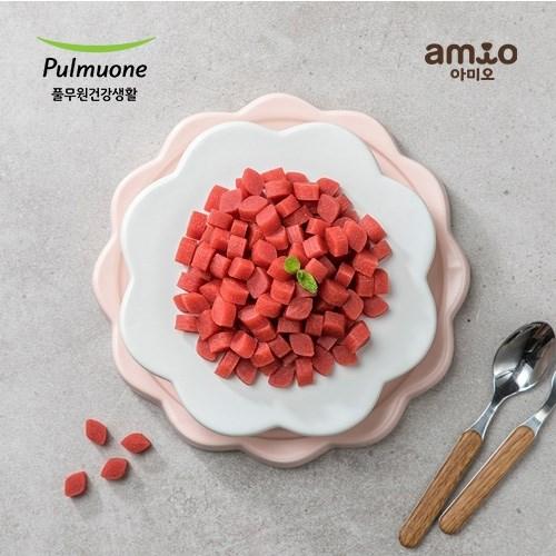 풀무원 Amio 헬씨믹스트릿 100g -눈물자국 (bn)