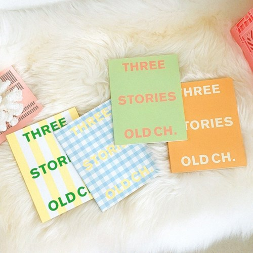 THREE STORIES PLANNER