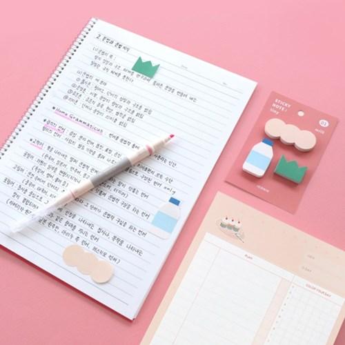 아이코닉 공스타그램 핑크세트