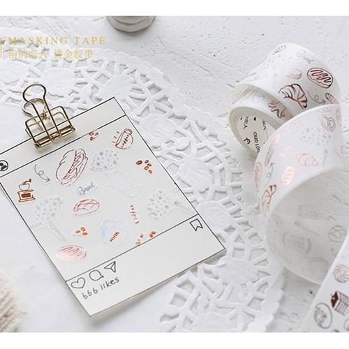 [cardlover] Romantic holiday Masking Tape 2종