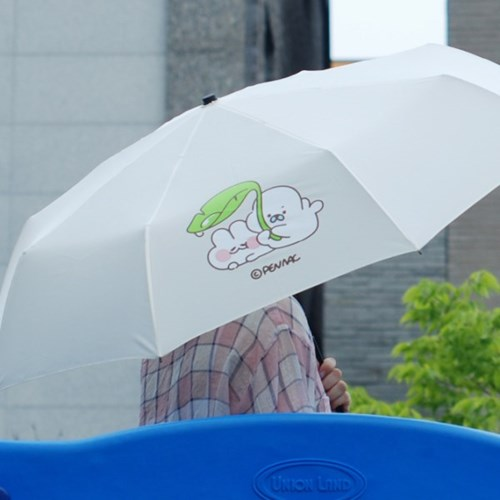 국내 캐릭터 호롱포롱 정품 3단 우산