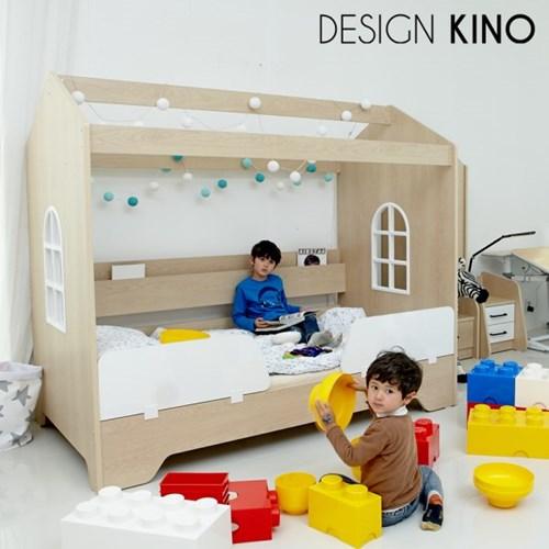 슈에뜨 하우스 침대 A형(플래티넘 매트 포함)