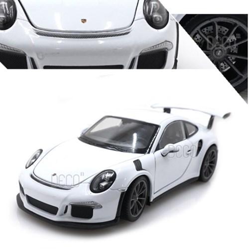 1:24 웰리 포르쉐 911 GT3 RS 미니카