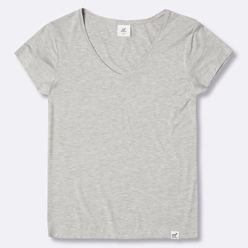[세트]부디 브이넥 티셔츠 세트(브이넥티셔츠 1+크롭 레_(1191931)