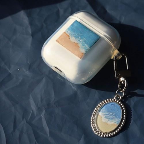 그려낸 바다 에어팟케이스 에어팟프로케이스