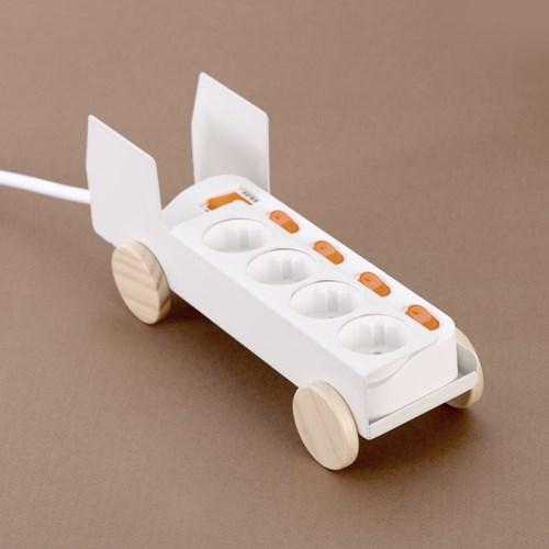 네모네모 절전형 멀티탭 트럭