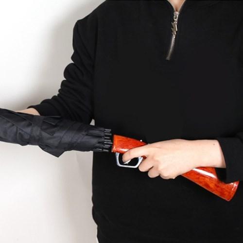 [SNS인싸템 갓샵 라이플 장총우산] 특이한 총모양디자인 엄브렐라