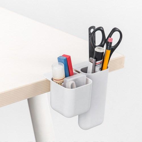 모니터 펜꽂이 사무실꾸미기 책상정리 데스크테리어