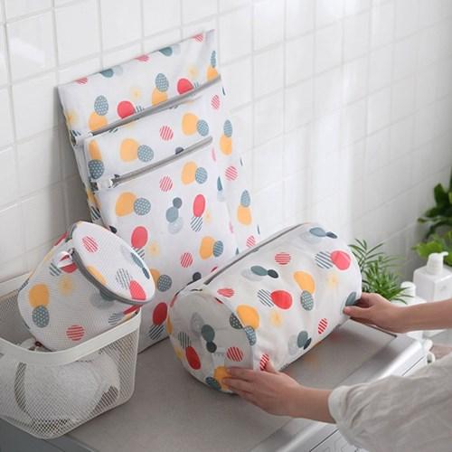 버블 세탁망 속옷 세탁기 빨래망 6종세트