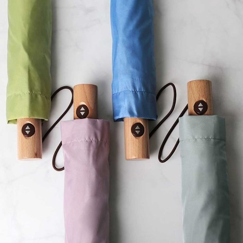 Verano 비오면 Delia umbrella 3단 자동우산 4color