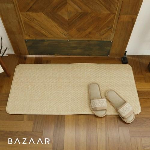 바자르 PVC 양면 쿠션 주방매트 4종_(11589843)