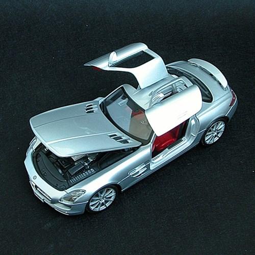 1:18 스페셜 메르세데스 벤츠 SLS AMG/Mercedes-Benz