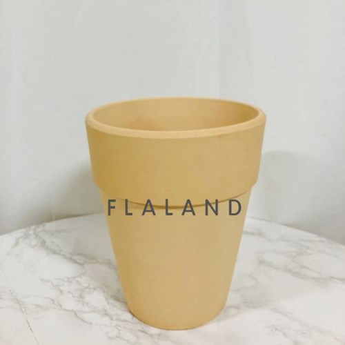 플라랜드 거실인테리어 나폴리 원형 토분 2colors