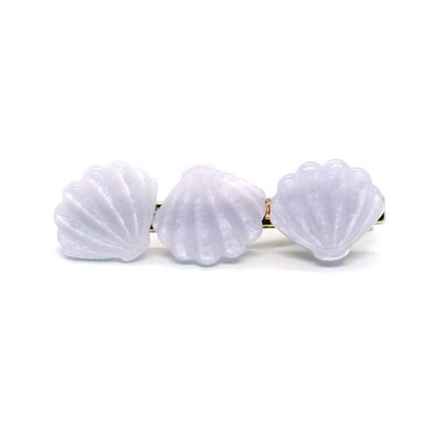 shell hairpin